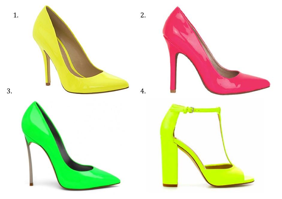 tags diy s shoes neon neon stradivarius neon pumps